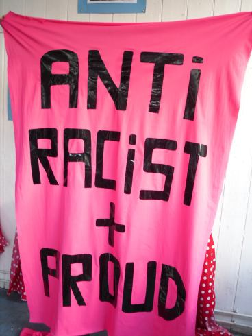antiracist and proud