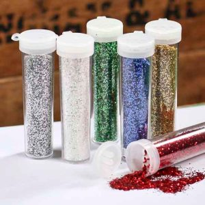 assorted_shaker_top_craft_glitter_tubes