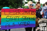 Fotos: 20. Regenbogenparade am 20. Juni 2015