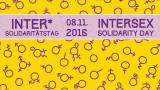 Inter*-Solidaritäts-Tag: 08. November 2016